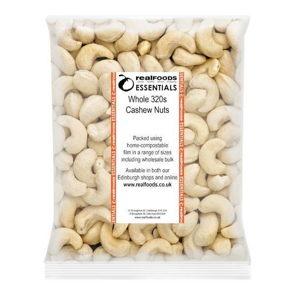 Whole 320s Cashew Nuts  image 2