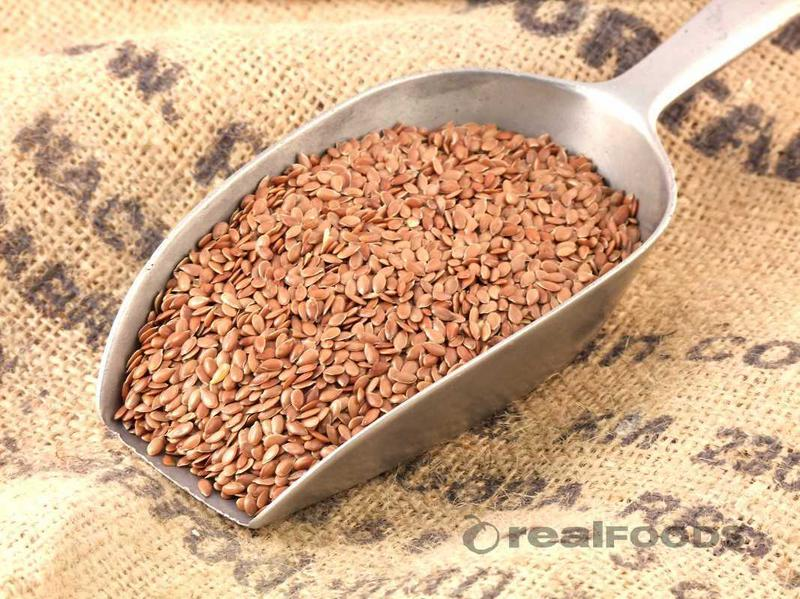 Flaxseed Brown Linseed ORGANIC