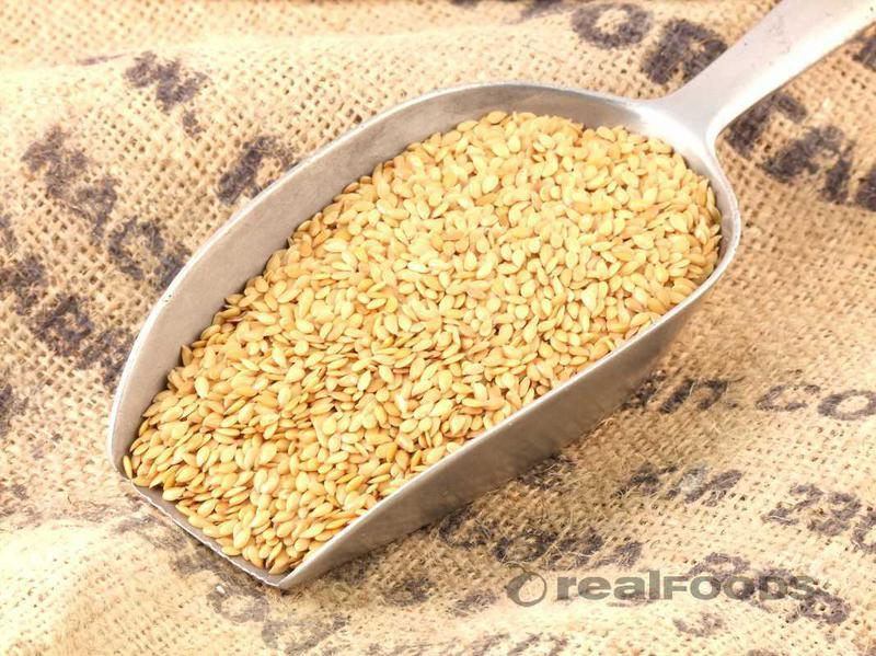 Flaxseed Golden Linseed ORGANIC