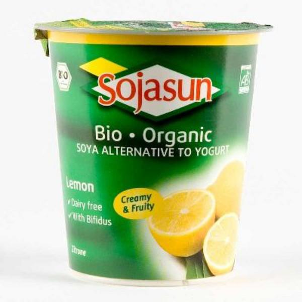 Lemon Soya Yoghurt ORGANIC