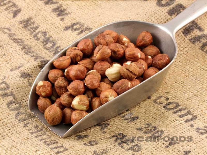 Whole Hazelnuts ORGANIC