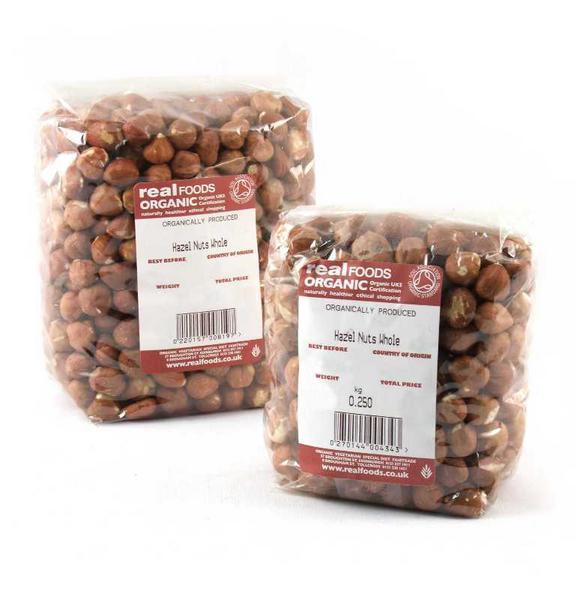 Whole Hazelnuts ORGANIC image 2