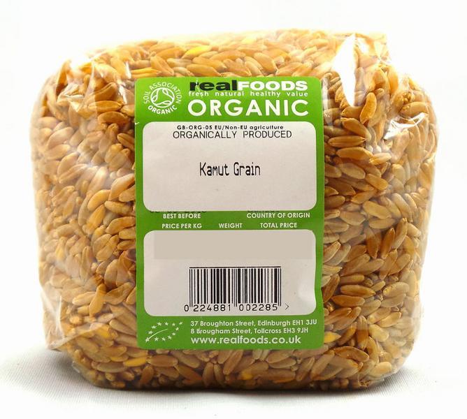 Kamut Grain Vegan, ORGANIC image 2