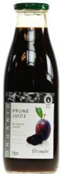 Prune Juice no sugar added, ORGANIC