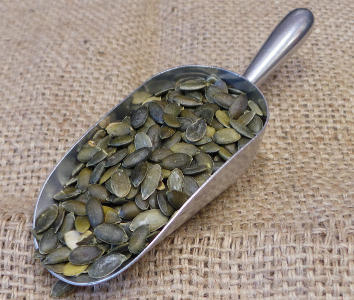 Pumpkin Seeds Dark Green