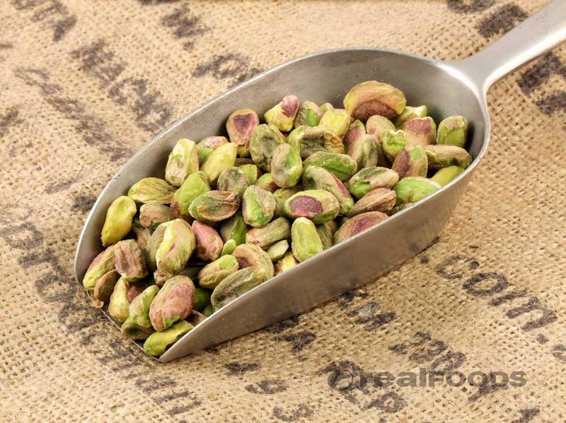 Raw Hulled Pistachio Nuts
