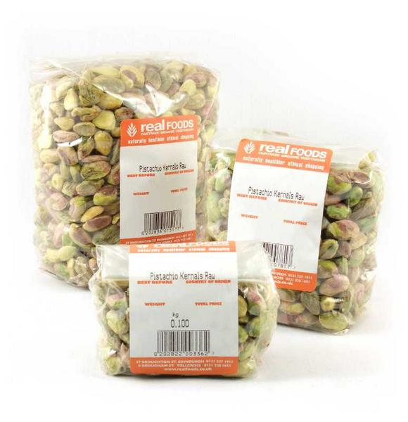 Raw Hulled Pistachio Nuts  image 2