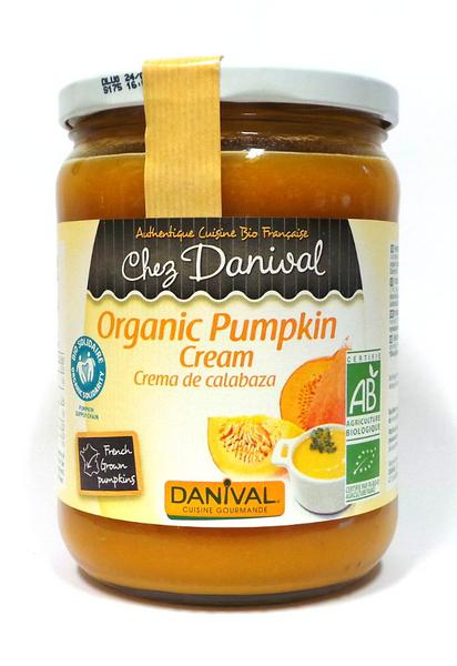 Pumpkin Puree no sugar added, ORGANIC