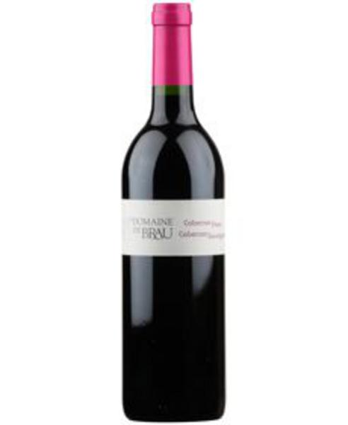 Organic Red Wine Cabernet Sauvignon In 75cl From Domaine