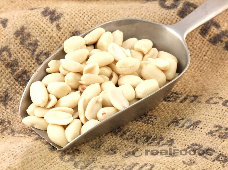 Whole Blanched Peanuts