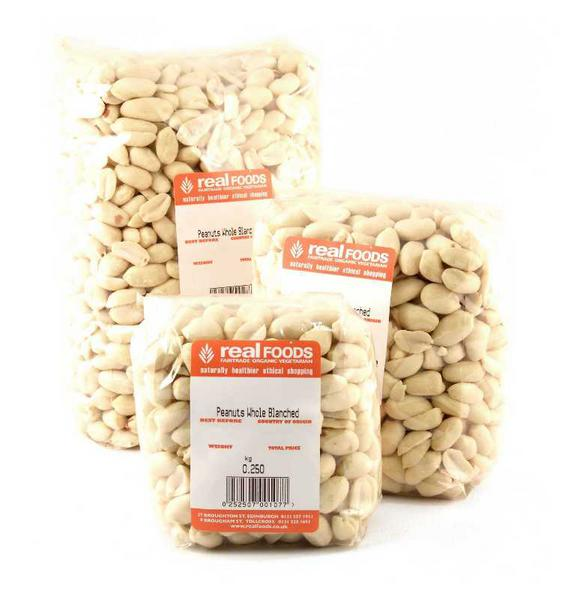 Whole Blanched Peanuts  image 2