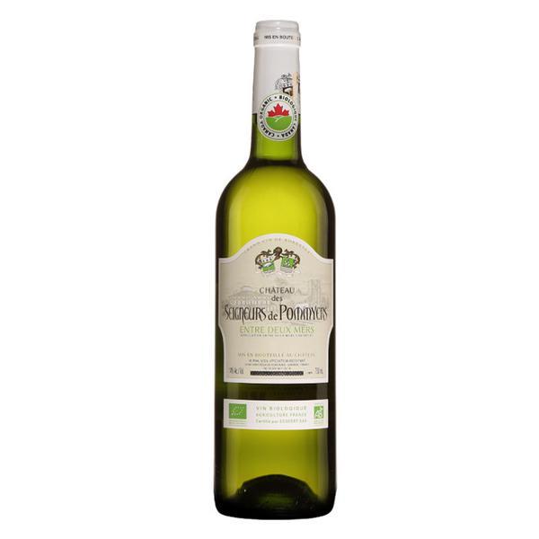 Entre Deux Mers Seigneurs des Pommyers White Wine France Vegan, ORGANIC