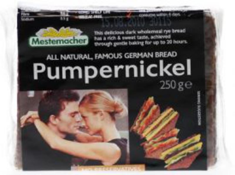 Pumpernickel Bread ORGANIC