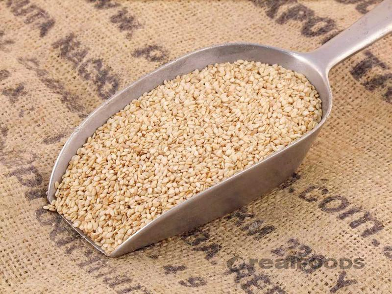 Natural Sesame Seeds ORGANIC