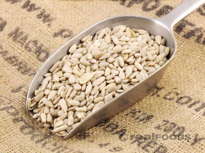 Sunflower Seeds Hulled ORGANIC