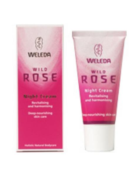 Wild Rose Night Skin Cream
