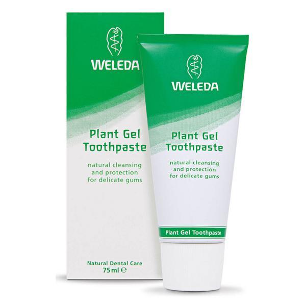 Plant Gel Toothpaste Vegan image 2