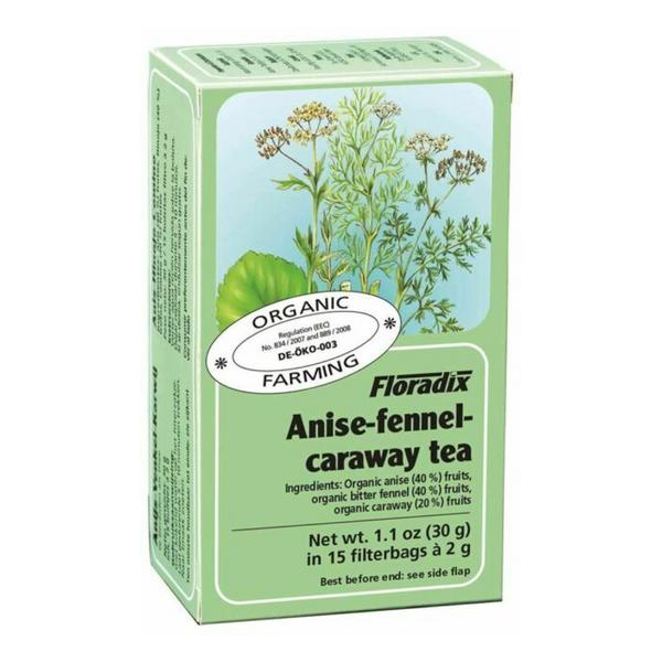Anise,Fennel & Caraway T-Bags ORGANIC