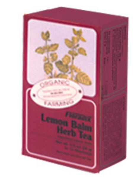 Lemon Balm Tea ORGANIC