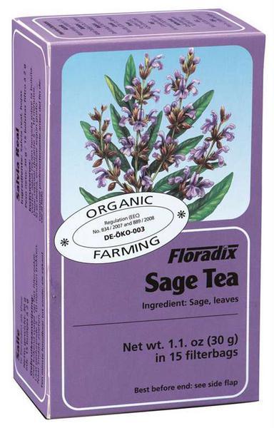 Sage Tea ORGANIC
