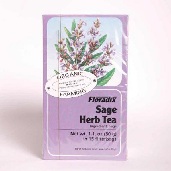 Sage Tea ORGANIC image 2