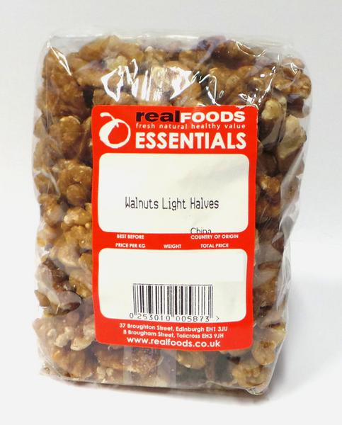 Light Walnuts Halves  image 2