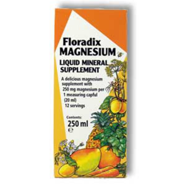 Floradix Liquid Magnesium Supplement