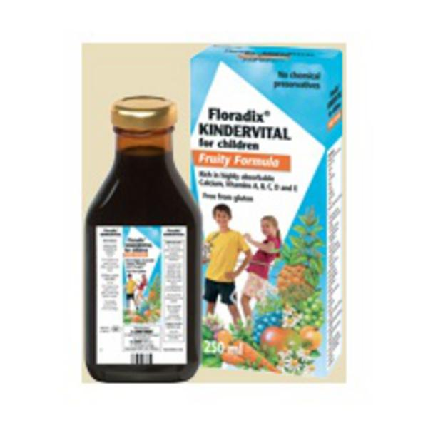 Supplement Kindervital for Children Fruity