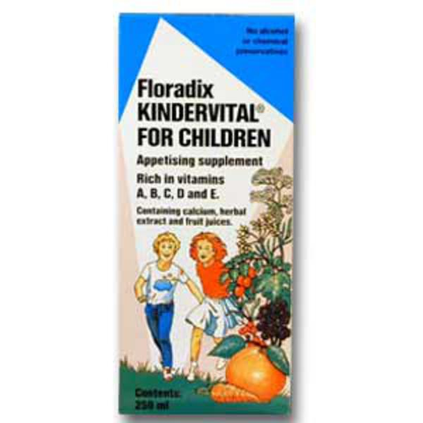 Floradix Kindervital Formula For Children Supplement