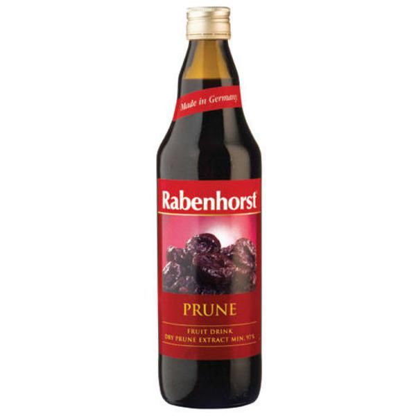 Prune Nectar Juice added sugar