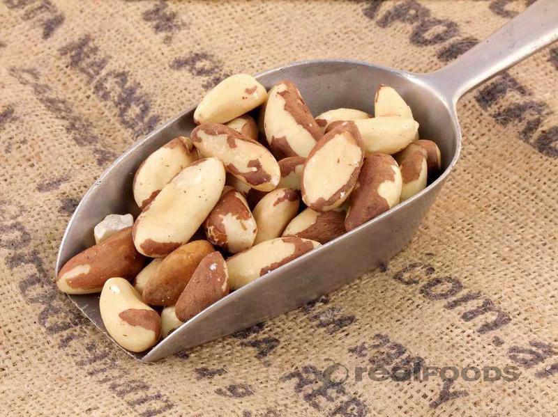 Whole Brazil Nuts ORGANIC
