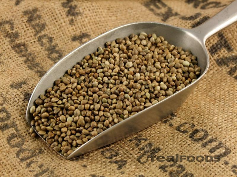 Hemp Seed Health Food