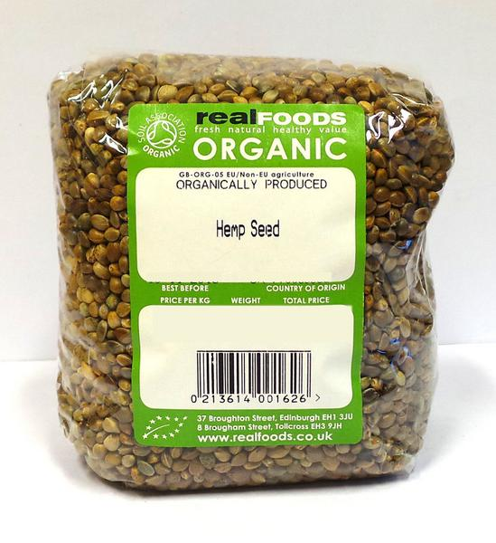 Hemp Seed ORGANIC image 2