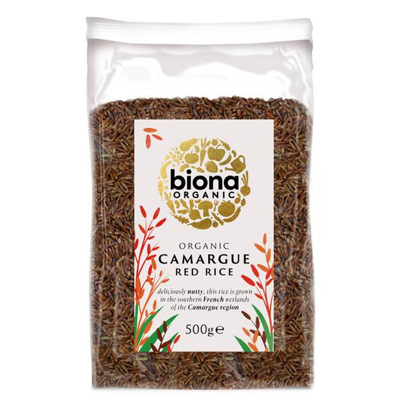 Rice Red Camargue ORGANIC