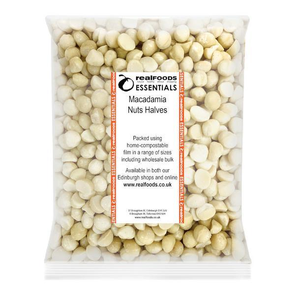 Macadamia Nuts Halves  image 2