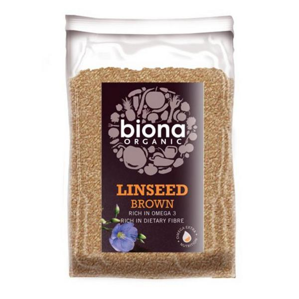 Brown Linseed ORGANIC