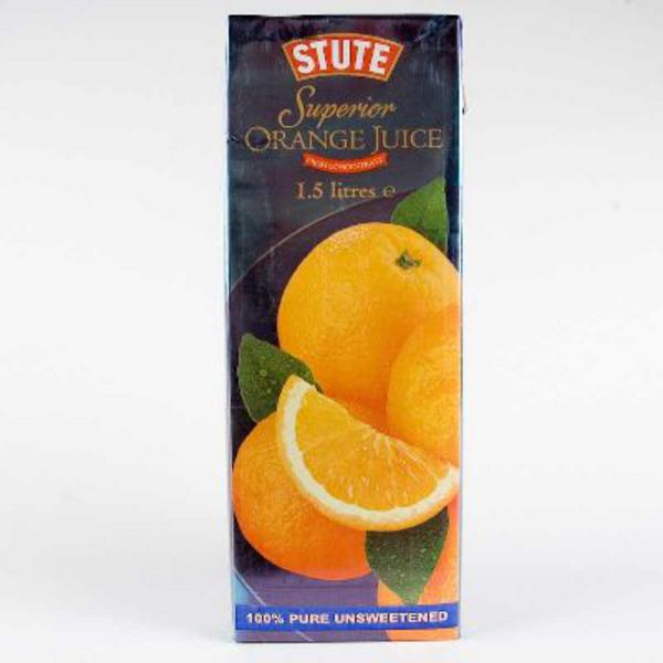 Orange Juice no sugar added