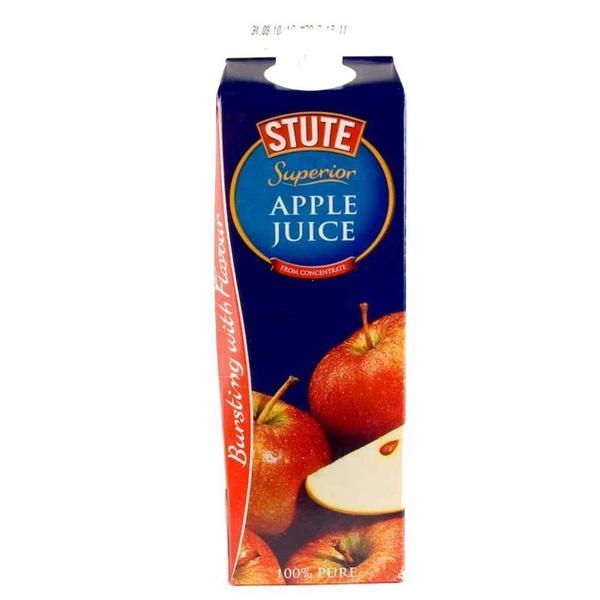 Clear Apple Juice
