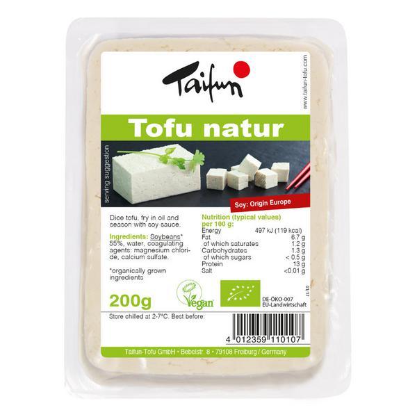 Plain Tofu ORGANIC
