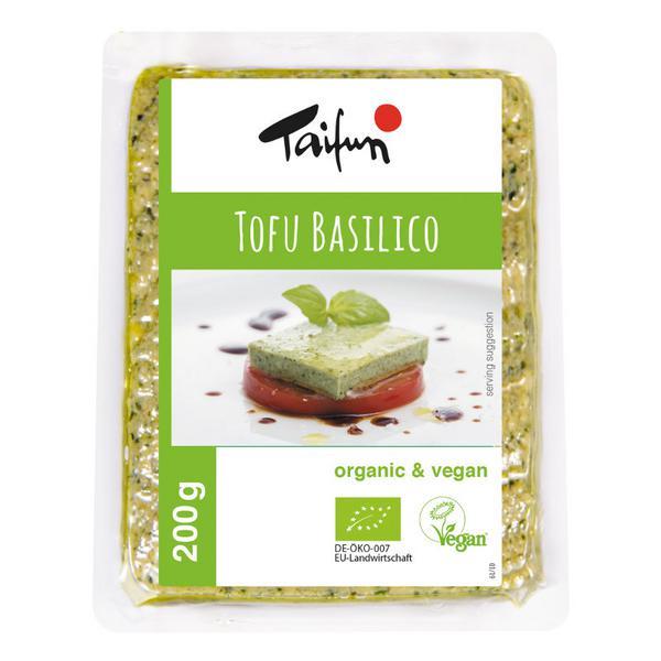 Basil Tofu Demeter ORGANIC