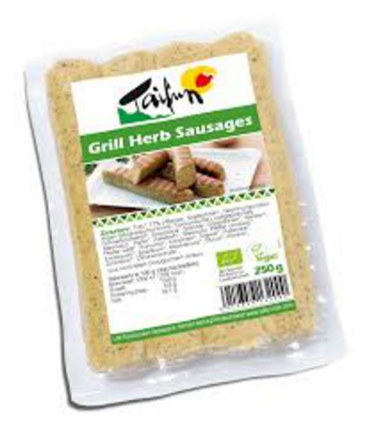 Herb Tofu Sausage Demeter ORGANIC