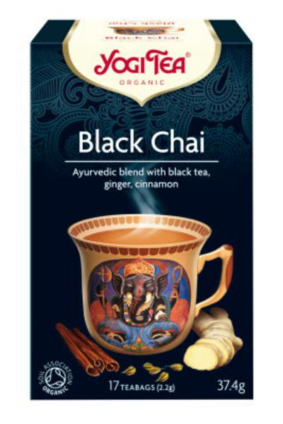 Black Chai Tea ORGANIC