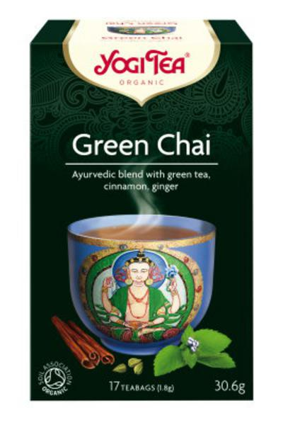 Green Chai Tea ORGANIC
