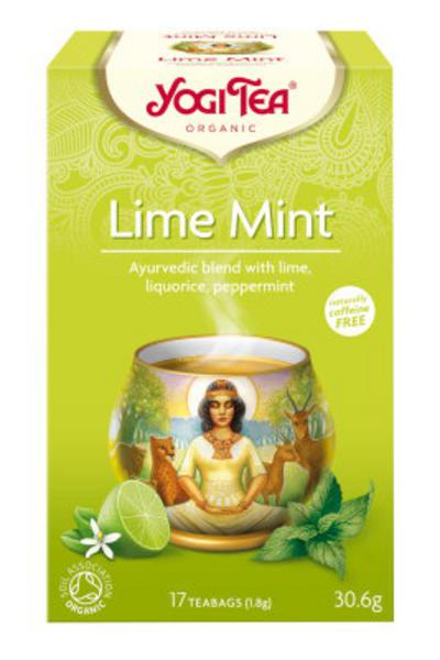 Lime & Mint Tea ORGANIC