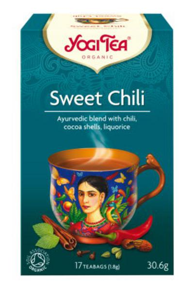 Sweet Chili Herb Tea ORGANIC