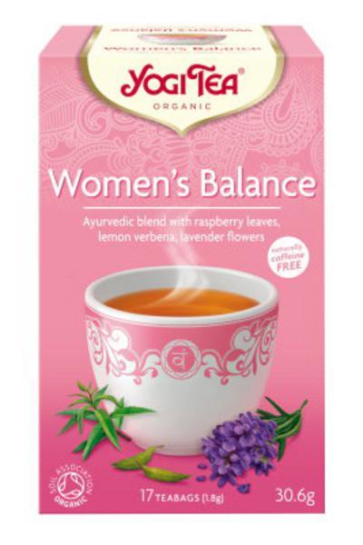 Women's Balance Herbal Tea ORGANIC