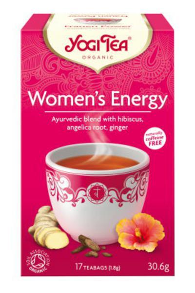 Women's Energy Tea ORGANIC