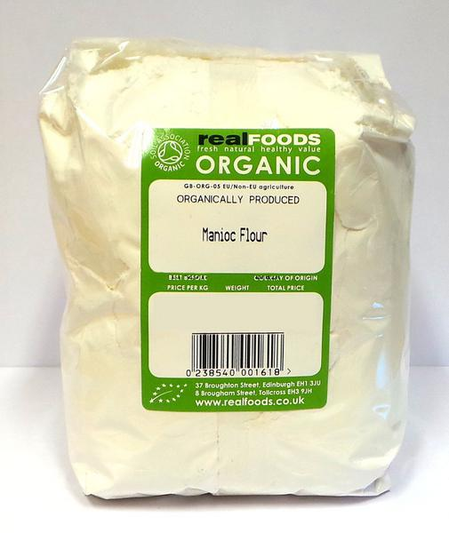 Manioc Starch Tapioca Flour No Gluten Containing Ingredients, ORGANIC image 2