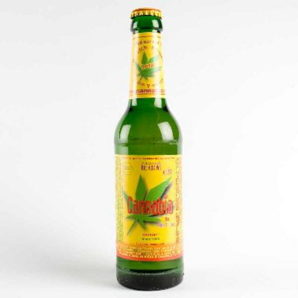 Hemp Beer 5% Germany Vegan, ORGANIC