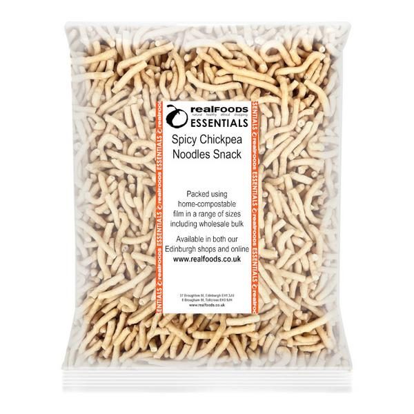 Spicy Chickpea Noodles Snack No Gluten Containing Ingredients image 2